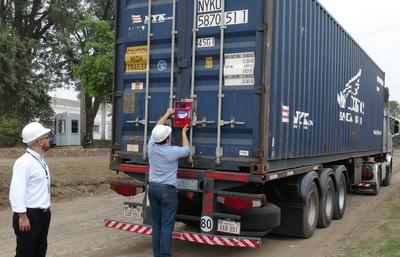 Interesados en monitoreo de carga pueden presentar documentos hasta este viernes