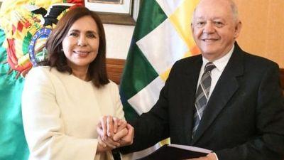 Bolivia restablece las relaciones con EE UU y nombra a un embajador por primera vez en una década