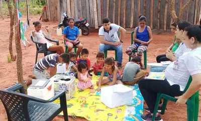 Acompañamiento integral a familias del Programa de Desarrollo Infantil Temprano