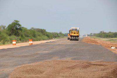 Habilitan nuevo tramo de 10 km y el primer puente de la Bioceánica en Alto Paraguay