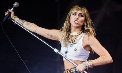 Miley Cyrus estrena nuevo look