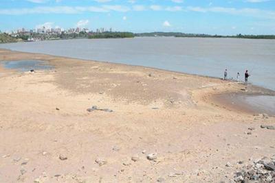 Yacyretá registrará menor potencia anual debido a bajante del Río Paraná