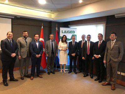 Empresarios de Turquía realizan misión comercial en el país
