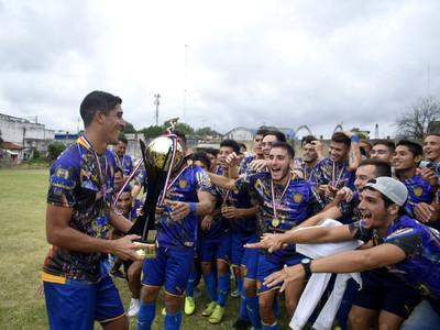 Sportivo Luqueño es el campeón del Clausura en la Reserva