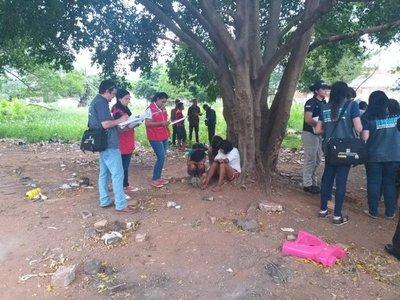 Unos 30 niños y niñas indígenas fueron rescatados de la zona de la terminal