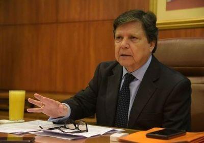 Ministro del Interior pide que el pleno del Senado analice sanción a Payo Cubas