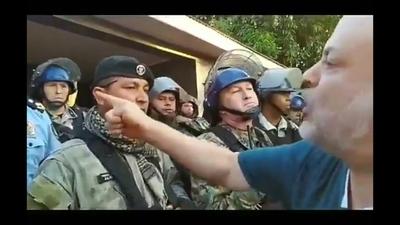 Ministro del Interior pide sanción a Paraguayo Cubas