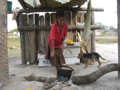 Diputados aprueba ley para camino a favor de los Yakye Axa