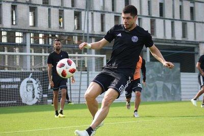 Rodrigo Rojas no estará ante Deportivo Capiatá