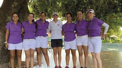 Paraguay alberga el golf sudamericano