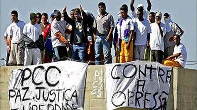 Fueron detenidos al menos 80 integrantes del Primer Comando Capital en Brasil