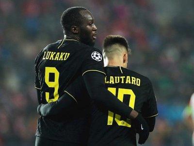 El Inter se aferra a Lautaro y Lukaku y se jugará la vida con el Barça