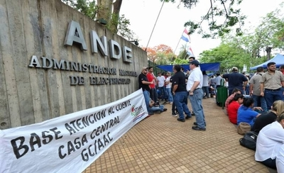 HOY / Presupuesto: Senado da el aumento a funcionarios de  Ande y desactiva presión
