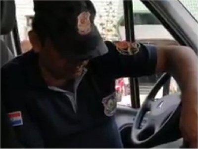 Guardiacárcel será investigado tras difusión de video