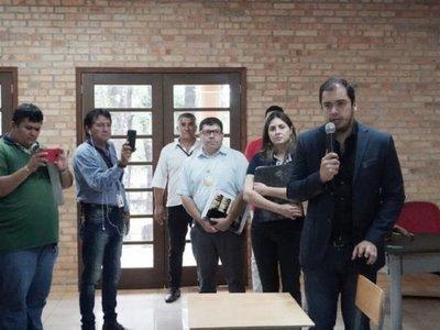 CDE: Prieto desafía a opositores  y asegura no temer  auditoría de CGR