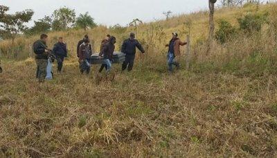 Un policía muerto y un criminal herido en operativo de búsqueda a secuestradores