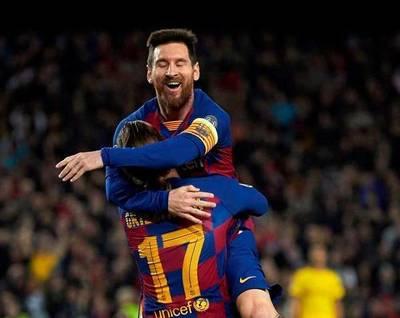 Messi clasifica al Barça, el campeón aplaza su pase y el Leipzig sella billete