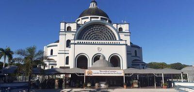 Caacupé 2019: Inició la festividad mariana más grande del país