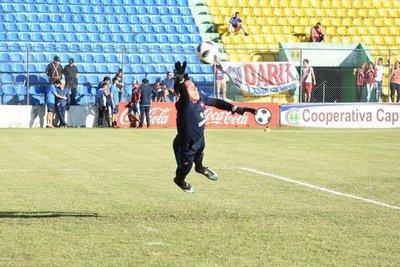 Gavilán tiró una 'bombita' a Cerro y mencionó a Olimpia
