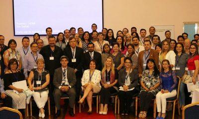Profesionales de Tesãi participaron de congreso internacional de Ecografía
