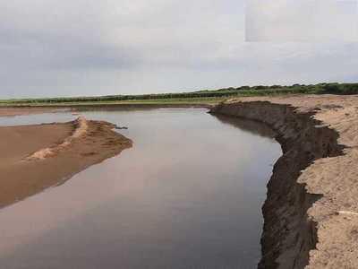 Desde hace tres meses el Río Pilcomayo fluye de manera ininterrumpida