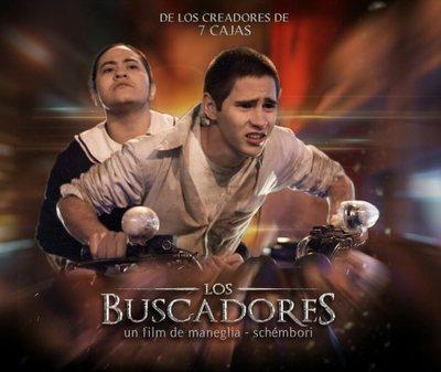 """El filme paraguayo """"Los buscadores"""" se proyectará en La Habana, Cuba"""