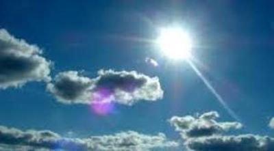 Meteorología anuncia tiempo caluroso y sin lluvias para este jueves