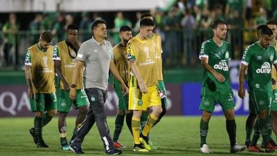Chapecoense descendió a la Serie B