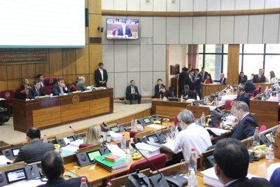 Senadores aprobaron PGN con modificaciones