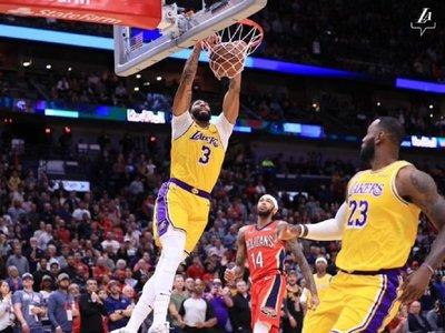 Lakers y Bucks, con nueve victorias seguidas, dominan la NBA