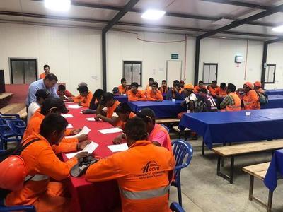Bioceánica abre oportunidades al pueblo ayoreo en el Chaco