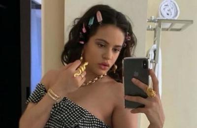 Rosalía muestra su habitación en un video y los usuarios la califican de anticuada