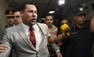 Mañana definen si Ulises Quintana vuelve a prisión
