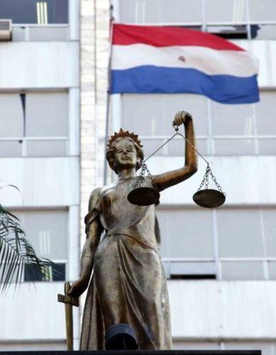 Con promesa de aumento, levantan huelga de funcionarios judiciales