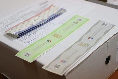 Auditarán maletines electorales para elecciones en San Carlos del Apa