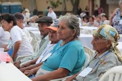 Adultos mayores serán censados en Pdte. Franco