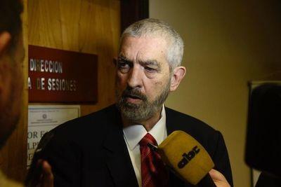 "Harán jurar a ""Kencho"" Rodríguez, pese a reclamos de la ANR"