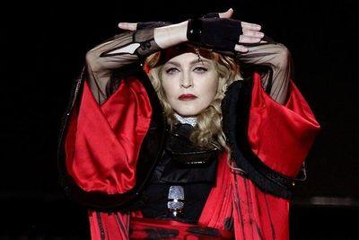 Madonna cancela actuaciones por problemas de salud