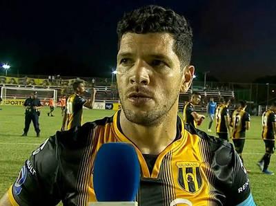 José Ortigoza destaca el trabajo de todo el equipo