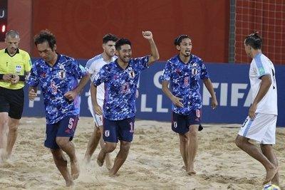 Estos son los semifinalistas de la Copa Mundial de Fútbol de Playa