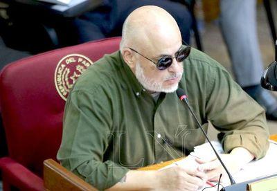 "Expulsaron del Senado a ""Payo"" tras incidentes en Minga Porã"