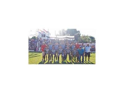 Sportivo Alberdi es bicampeón