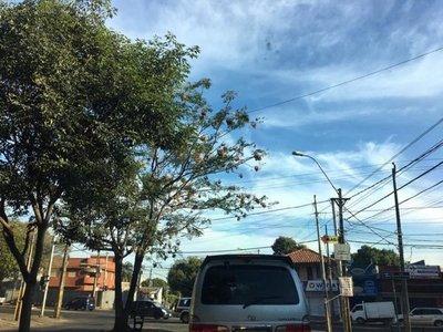 Viernes caluroso y sin posibilidad de lluvias, pronostica Meteorología