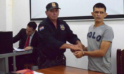 20 años de cárcel para delincuente que mató en asalto