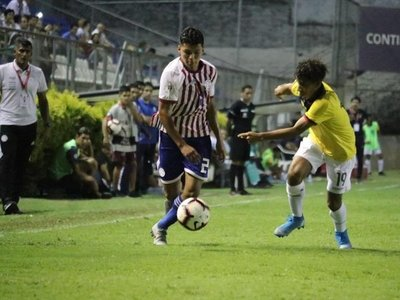 La Albirroja empata con Ecuador por la fecha 3 del Sudamericano Sub 15