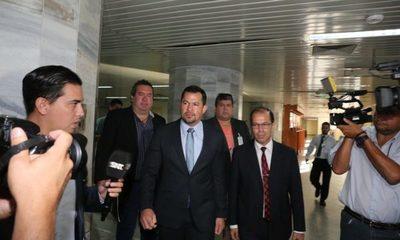 Ulises Quintana recusa a jueza