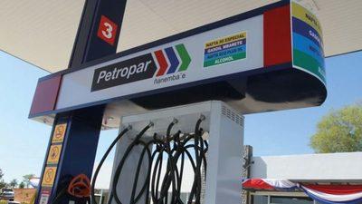 Petropar compró gasoil por US$ 40 millones