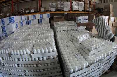 Caacupe: Salud refuerza stock de medicamentos en zonas de influencia