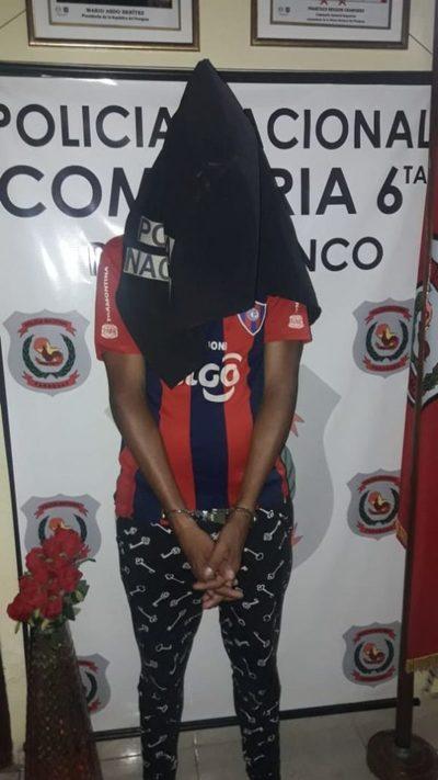 Detienen a travesti que supuestamente abusó de 3 menores en CDE