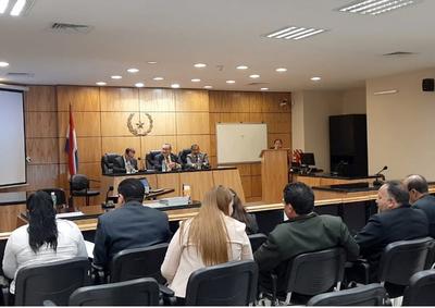 Curso sobre Etapa de Ejecución Penal en Villarrica